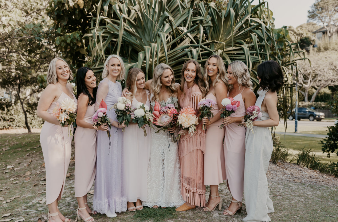 bridesmaids Gold Coast